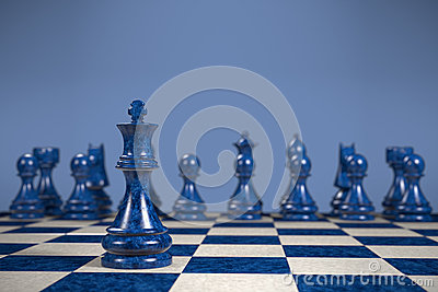Chess: strategy