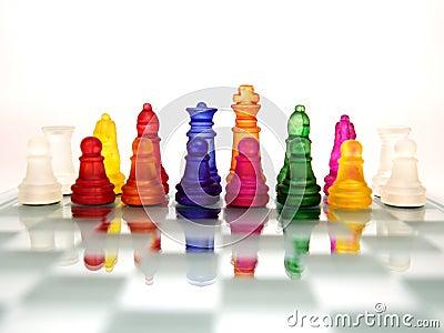 Chess Team Battle