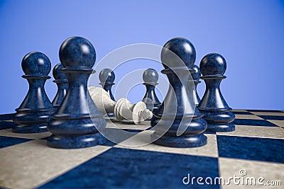 Chess: teamwork