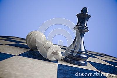 Chess: win