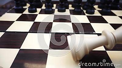 Chessboard i kamienie zbiory