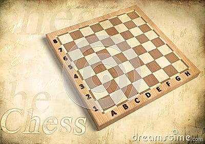 Chessboard Wood