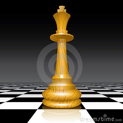 Free Chessman Royalty Free Stock Images - 7122069