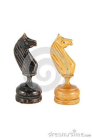 Free Chessmen Stock Photography - 18543012