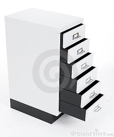 Chest of drawers from advanced drawers