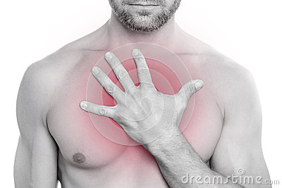 how to know if chest pain is muscular
