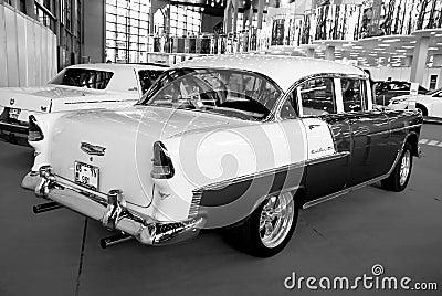 Chevrolet 1955 Editorial Photo