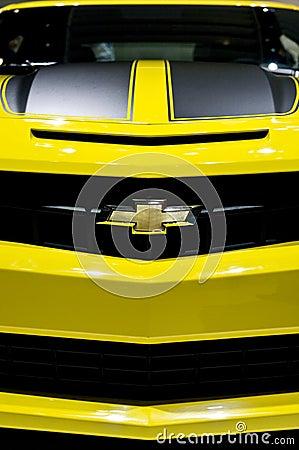 Chevrolet Camaro Editorial Photography