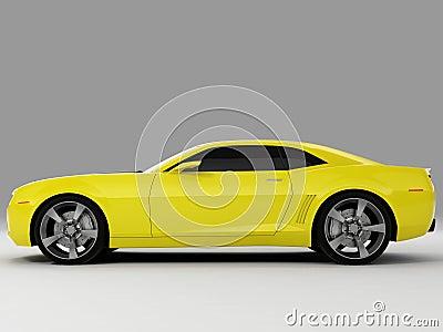 Chevrolet Camaro Concept 2009