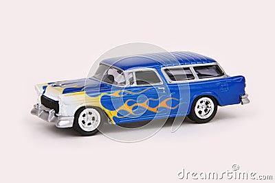 Chevrolet Custom Nomad 1955