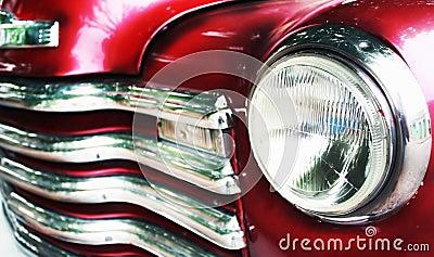 Chevy старая
