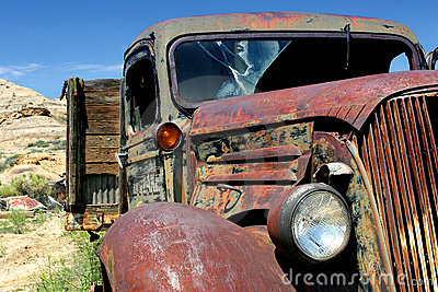 Chevy Truck Stock Images - Image: 158544