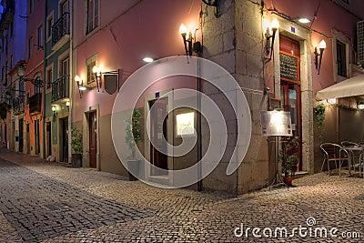 Chiado, Lisbon, Portugal