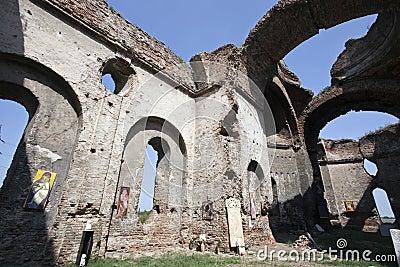 Chiajna ruins