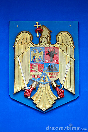 Chiamata della Romania delle braccia