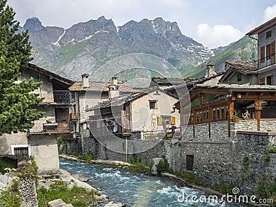 Chianale (Italian Alps)
