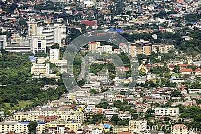 Chiang Mai city.