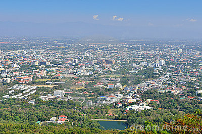 Chiang Mai province, north of Thailand