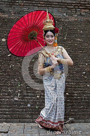 Free CHIANG MAI, THAILAND - FEBRUARY 01, 2014: Thai. Stock Images - 99707874