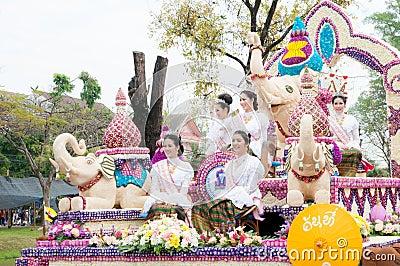 CHIANG MAI,THAILAND - February 2,2013 Editorial Image
