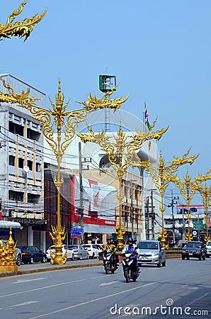 Chiang Rai city Editorial Photography