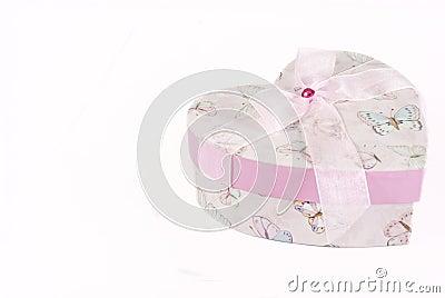 Chic pink box