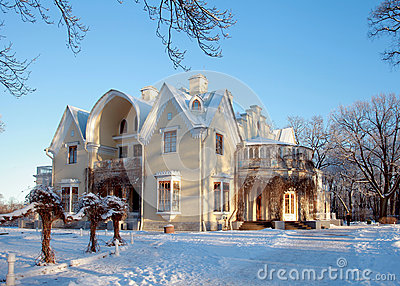 Chic vintage cottage