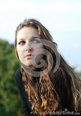 Chica joven