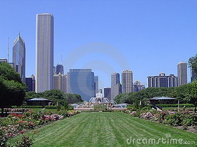 Chicago anslags- park