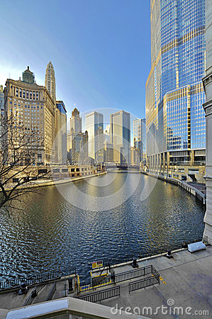 Free Chicago Architecture Stock Images - 59358064