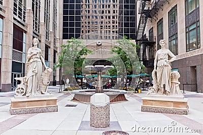 Chicago Board of Trade Editorial Image