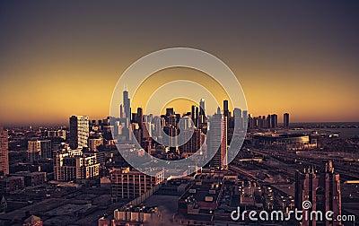 Chicago City line