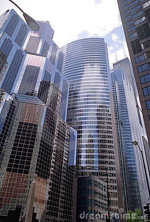 Free Chicago Corporate Headquarters, USA Royalty Free Stock Image - 2324486