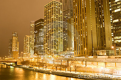 Chicago de stad in