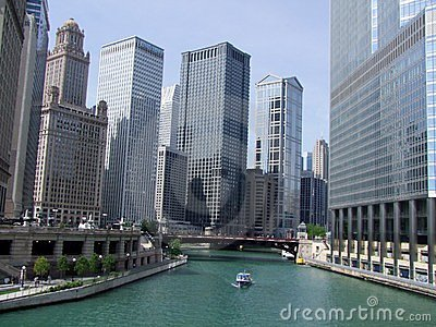 Chicago. Downtown