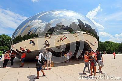 Chicago Editorial Image