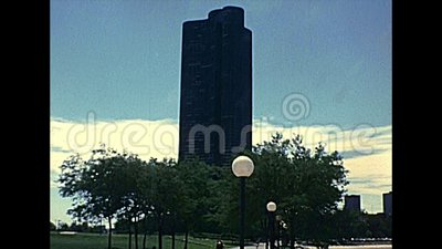 Chicago Lake Point Tower 1970 filme