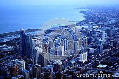 Chicago landscape