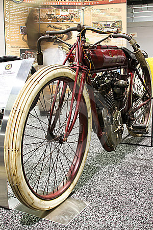Free Chicago Motorcycle Show - Indian Stock Image - 19074851