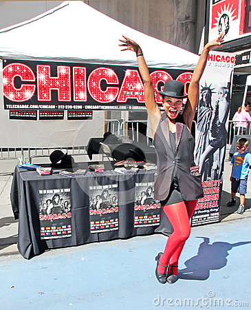 Chicago The Musical Editorial Stock Photo