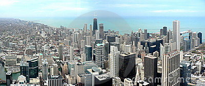 Chicago panorama