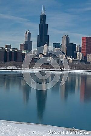 Chicago Reflexion