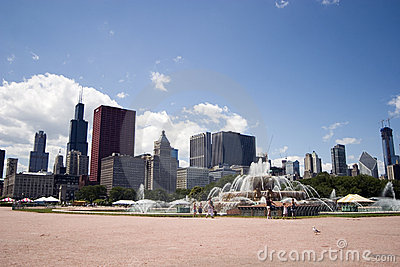 Chicago s Buckingham Fountain