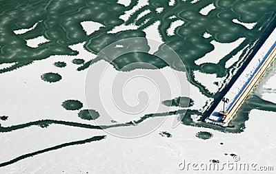 Chicago s Lake Michigan Frozen