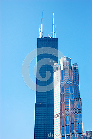 Willis (Sears) Tower Stock Images - Image: 17358284