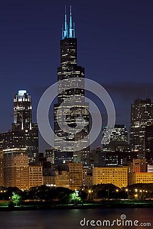 Chicago Skiline