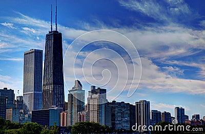 Chicago-Skyline V