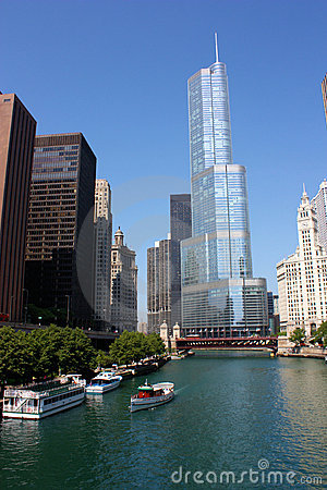Chicago Trump International Tower