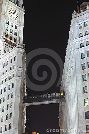 Chicago, Wrigley building