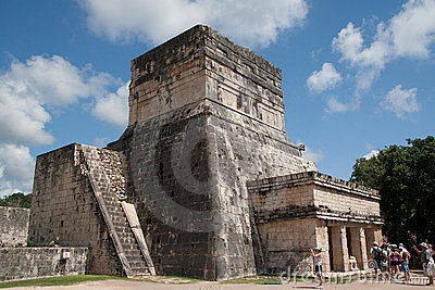 Chichen Itza Editorial Stock Photo